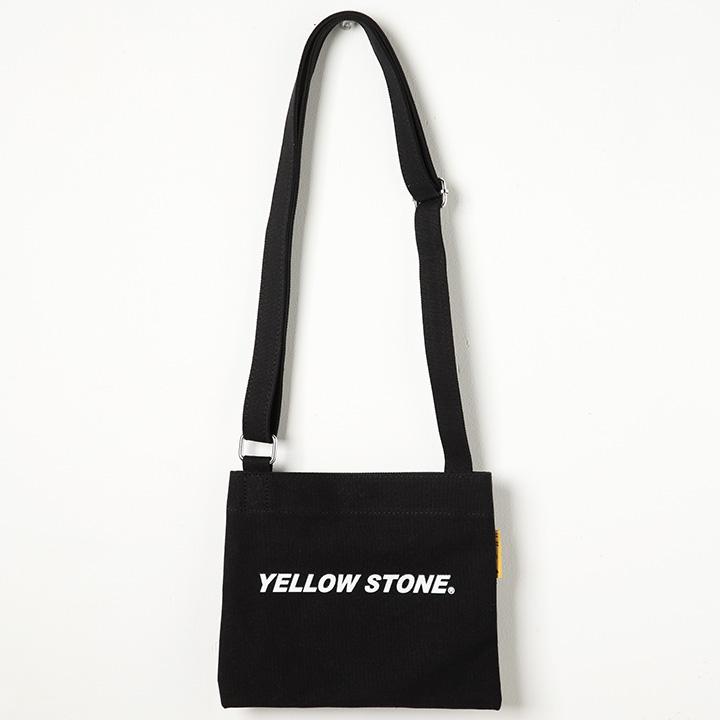 미니 크로스백 OBLONG SMALL BAG - YS2099BY /BLACK