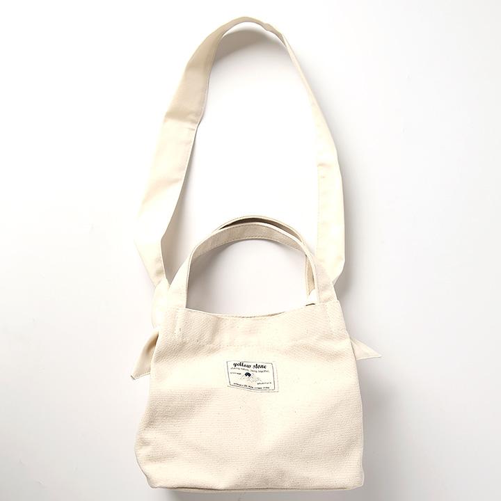 미니백 SELMA TOTE BAG -YS2102IY /IVORY