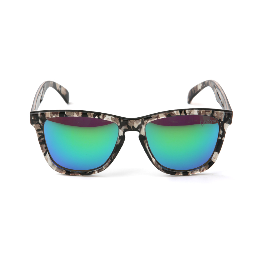 Unify Glossy Camouflage / Green Mirror Lens