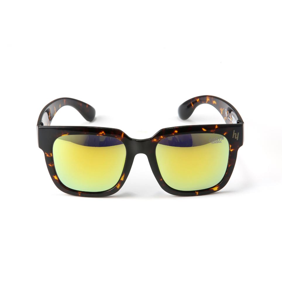 [단독할인]Courage TR Tortoise/Yellow Mirror Lens