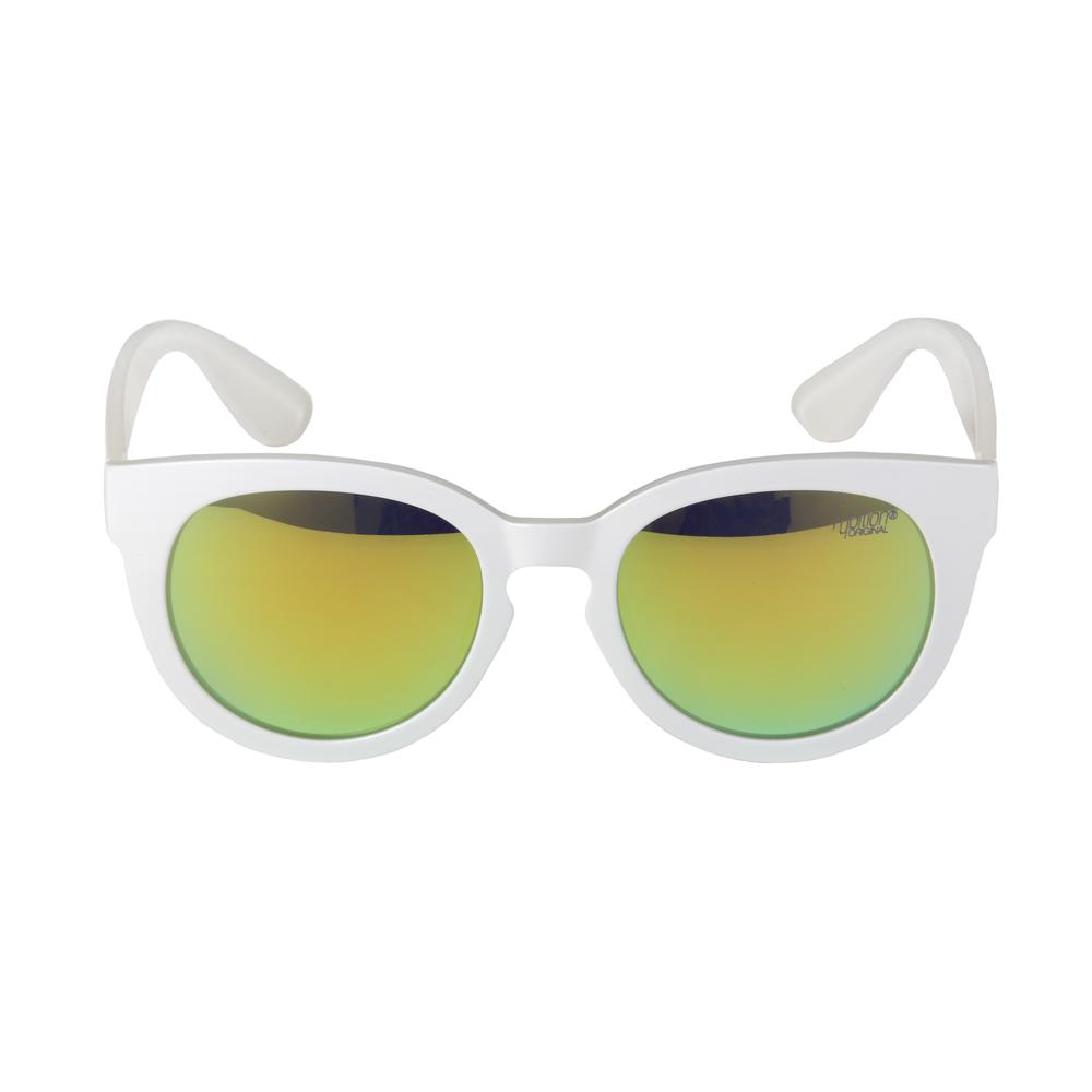 [단독할인]Fretzel TR Glossy White / Yellow Mirror Lens