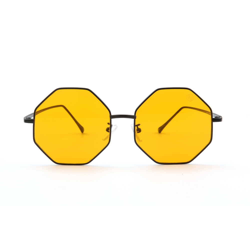 [단독할인]Stardust Original Black / Yellow Tint Lens