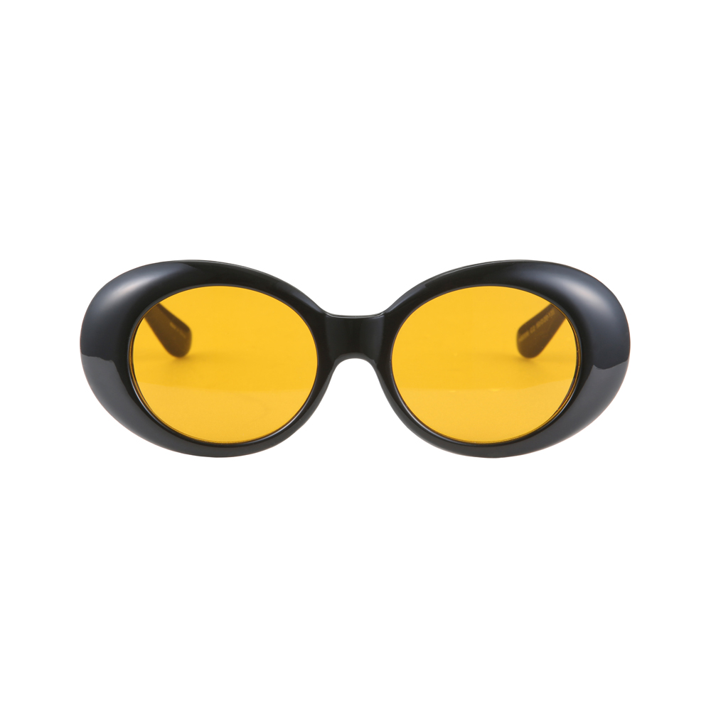[단독할인]Roswell Original Glossy Black / Orange Tint Lens