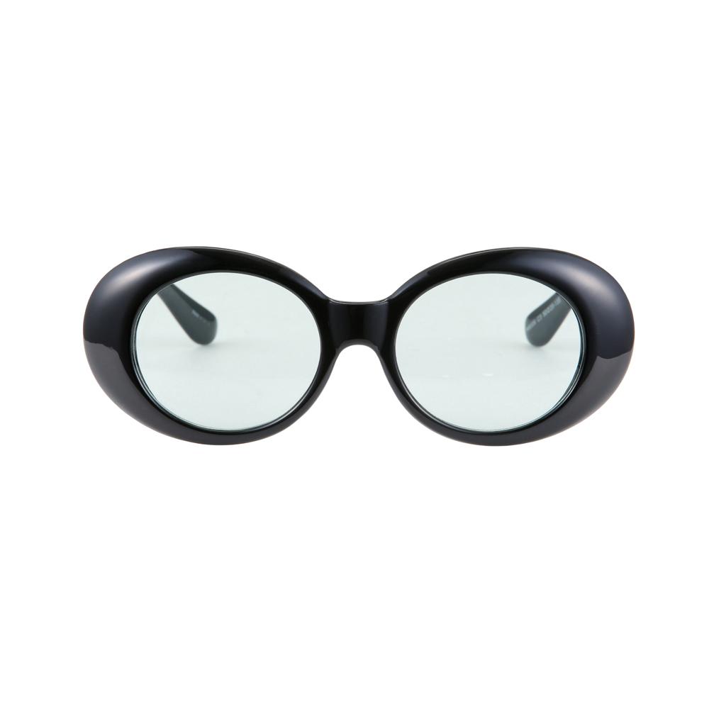 [단독할인]Roswell Original Glossy Black / Green Tint Lens