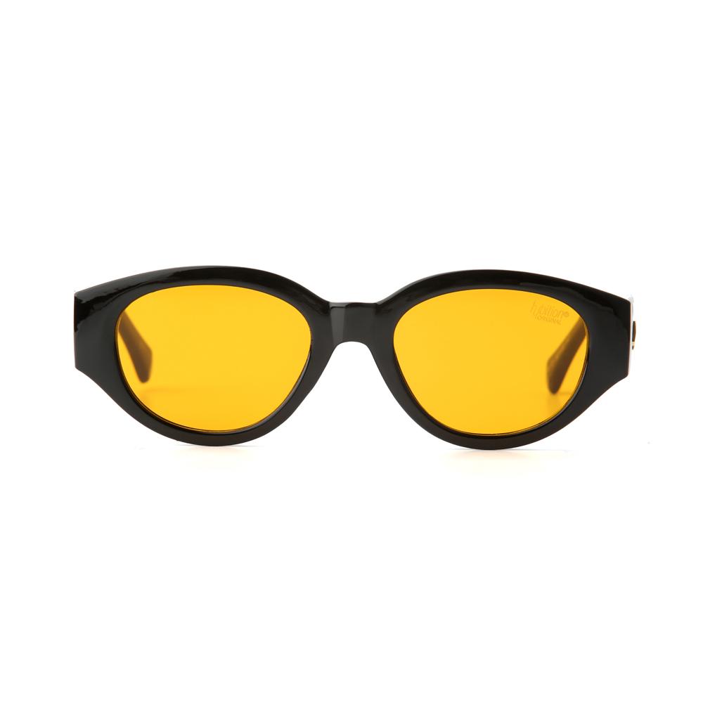 [단독할인]D.fox Original Glossy Black / Orange Tint Lens