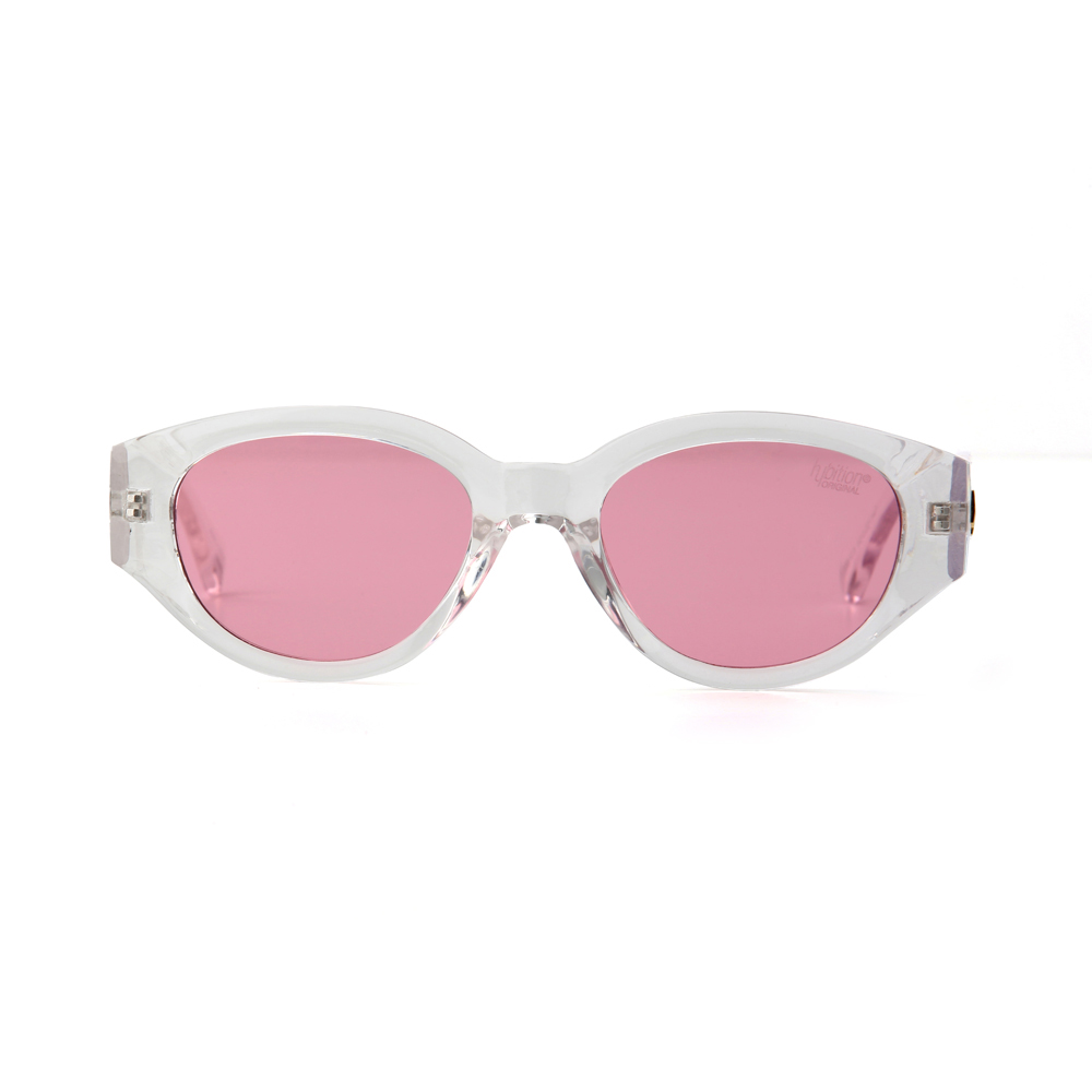 [단독할인]D.fox Original Glossy Clear / Pink Tint Lens