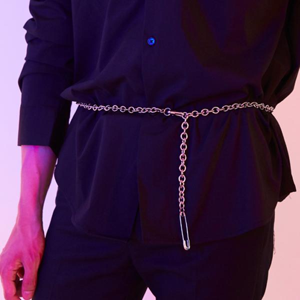 Shape belt chain