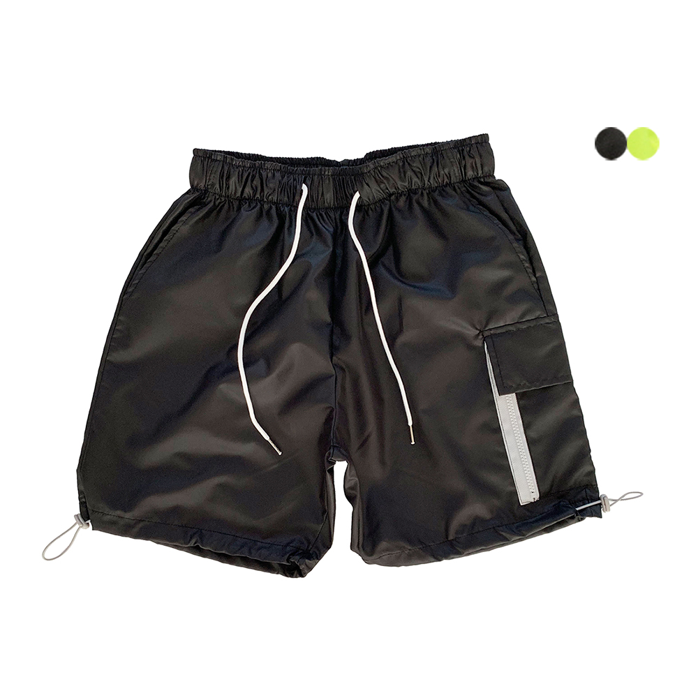 ZIPPER CARGO SHORTS(2color) 지퍼 카고 쇼츠
