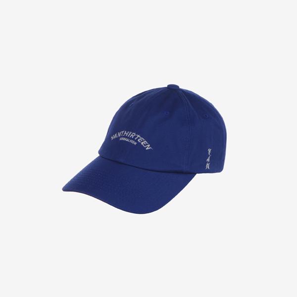 BOLT LOGO BASIC BALL CAP_BLUE