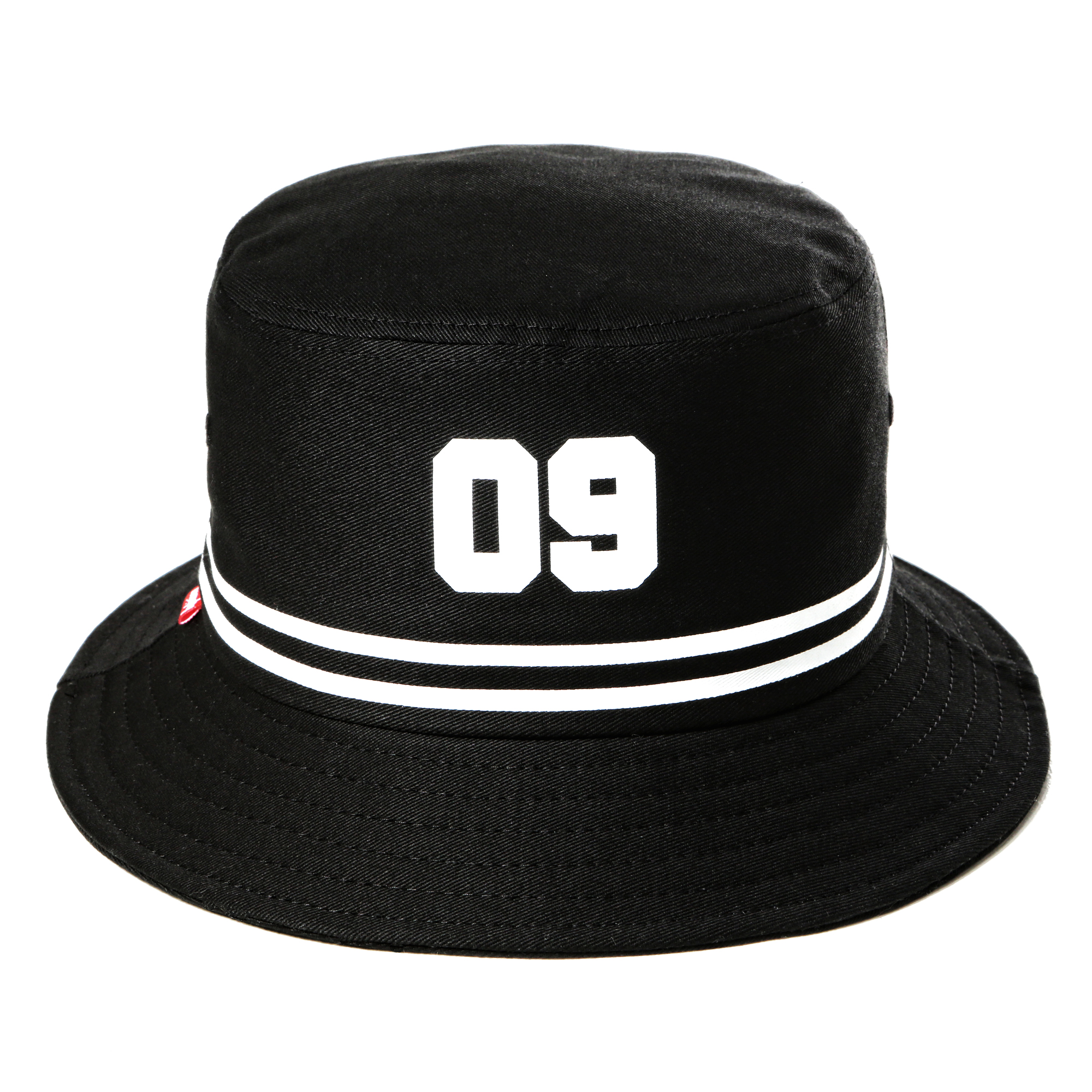 Nine Bucket Hat Black