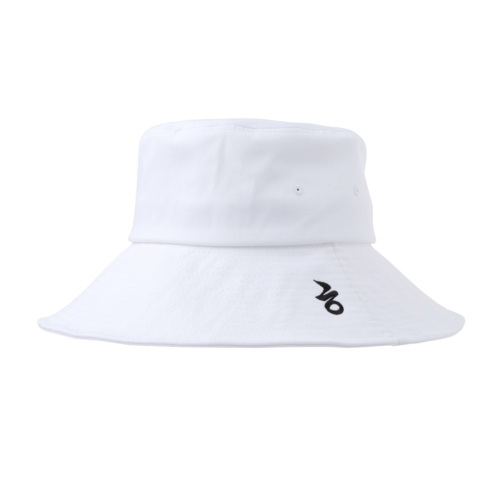 ㅎ Bucket Hat White