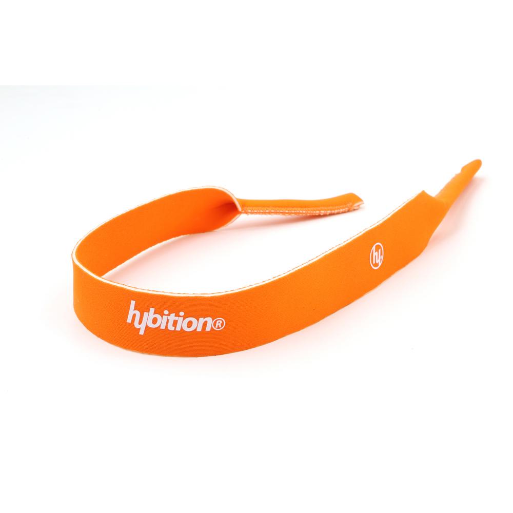 Neoprene Eyewear Strap orange