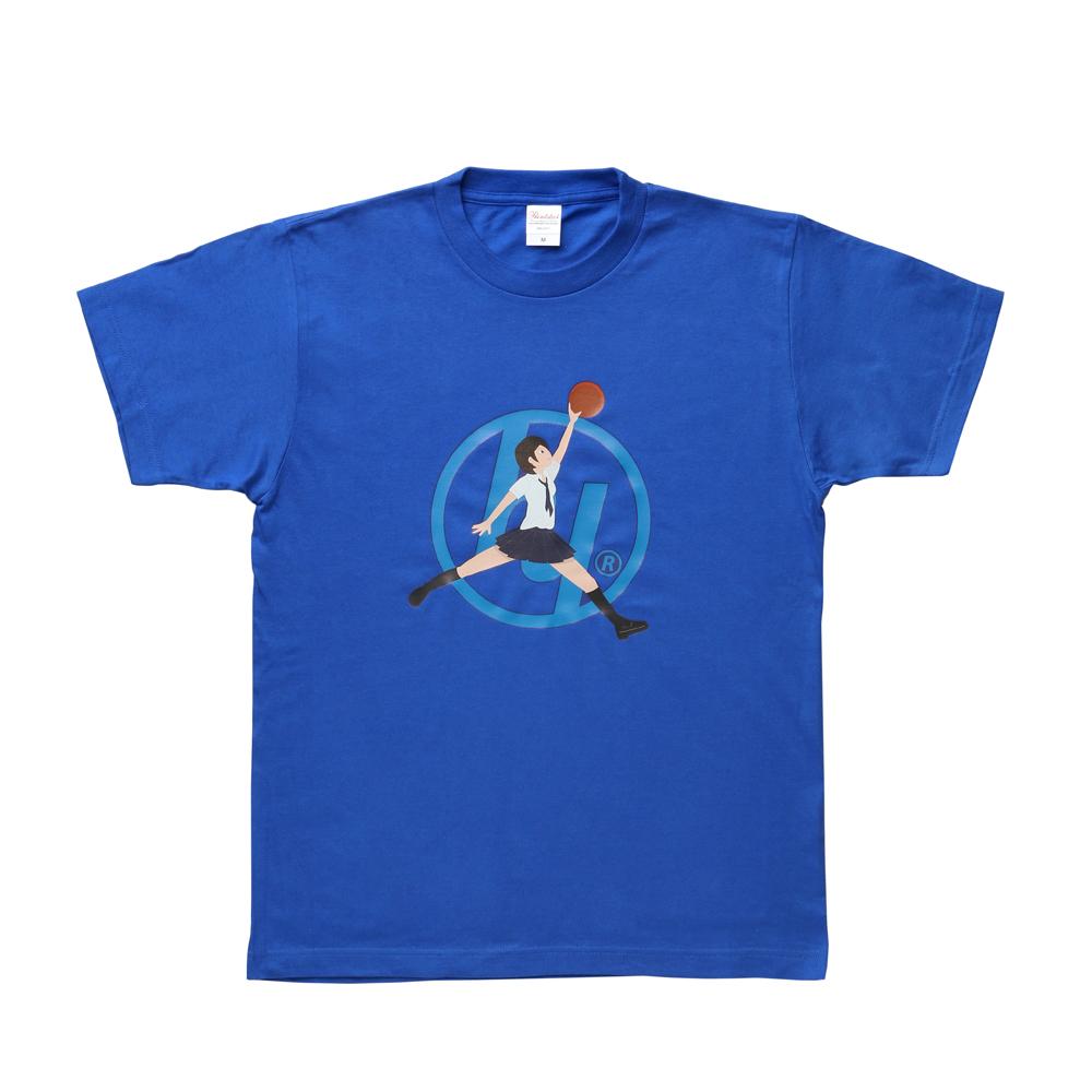 Jump T-shirt blue