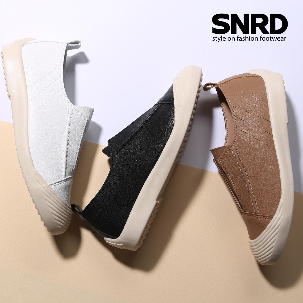 [SNRD] 스니커즈 슬립온 여자단화 여성신발 SN518