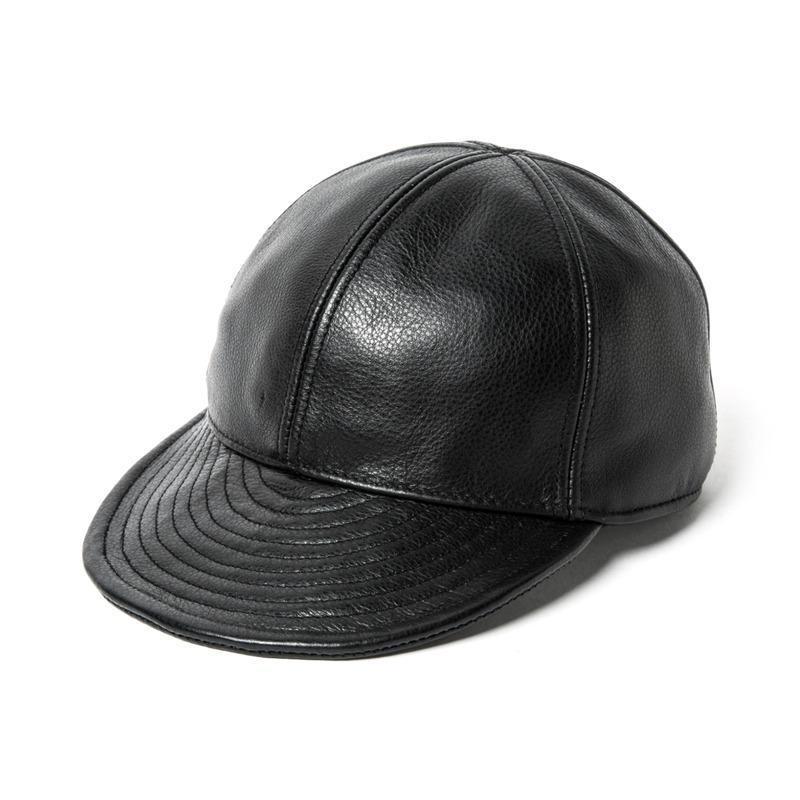 60# CALF SKIN A-3 CAP
