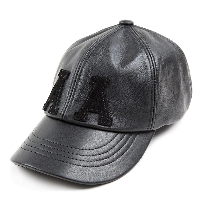 115# AA BALL CAP BLACK