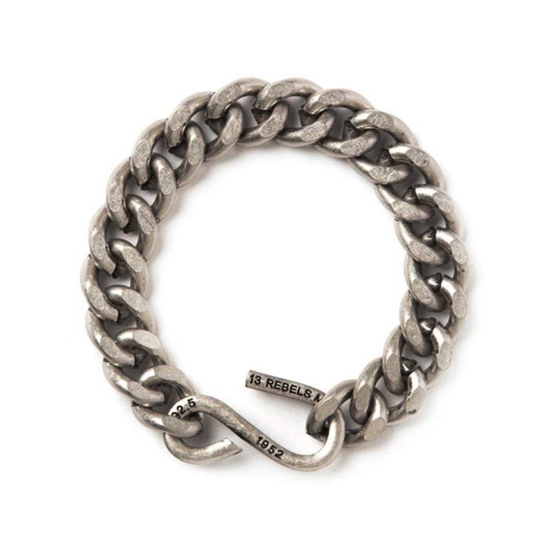 10# 1952 chain bracelet - silver