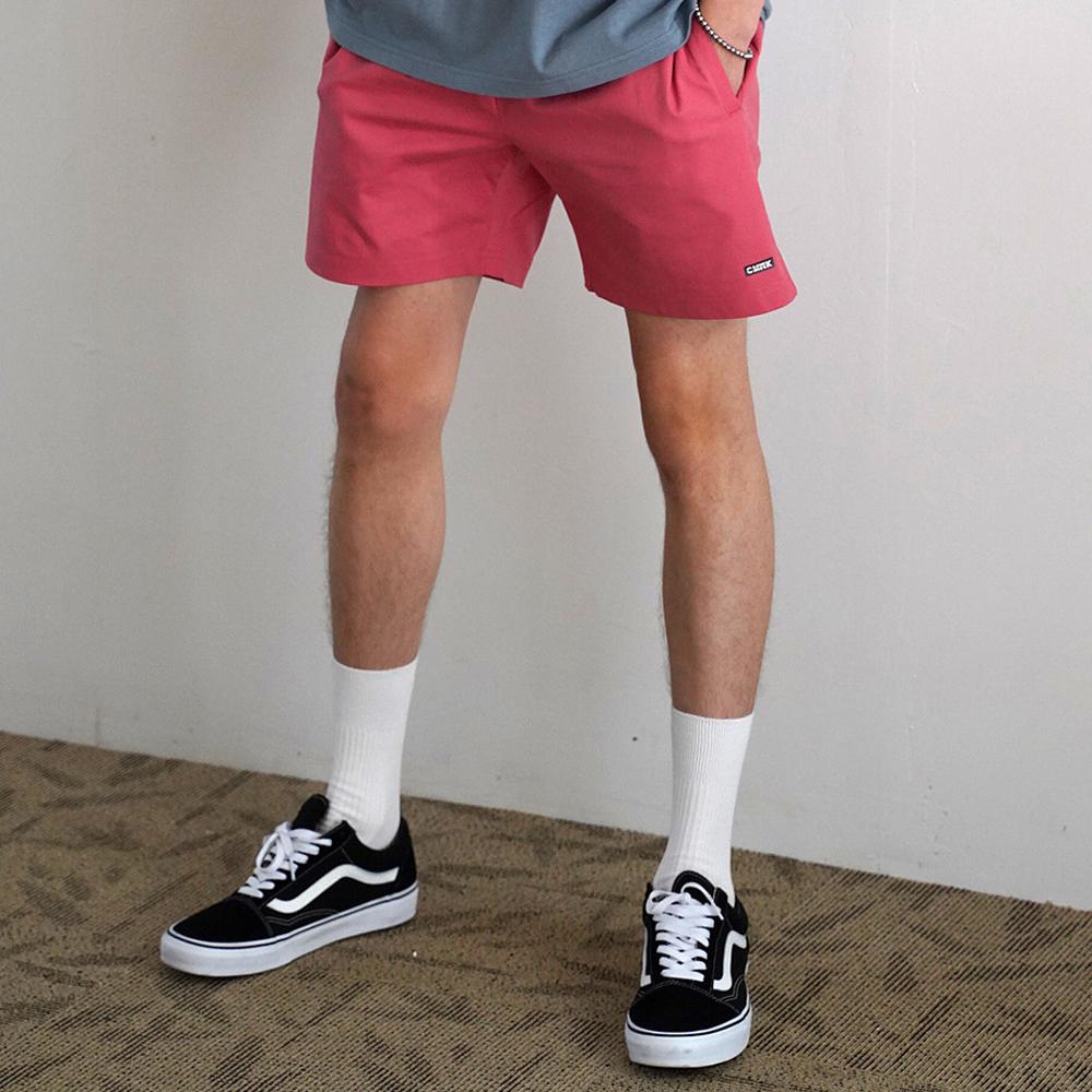 Span Short Pants(I.Pink)