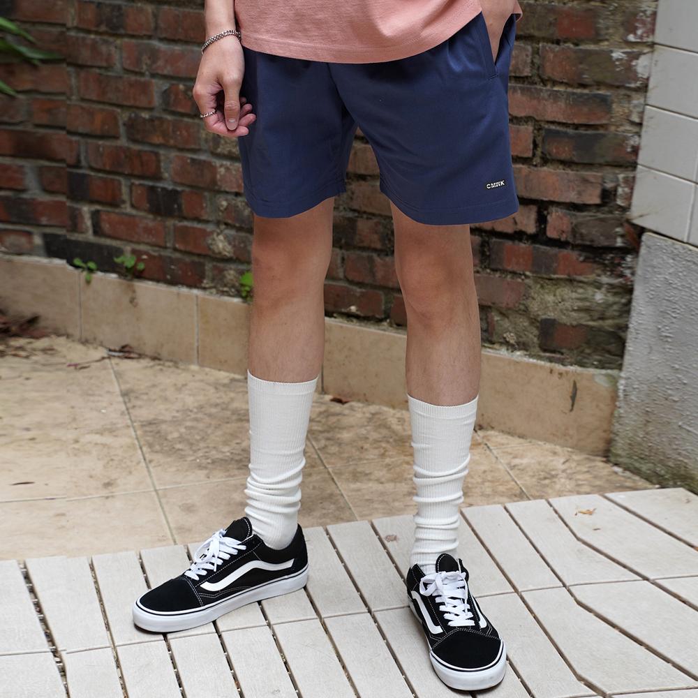 Span Short Pants(I.Blue)