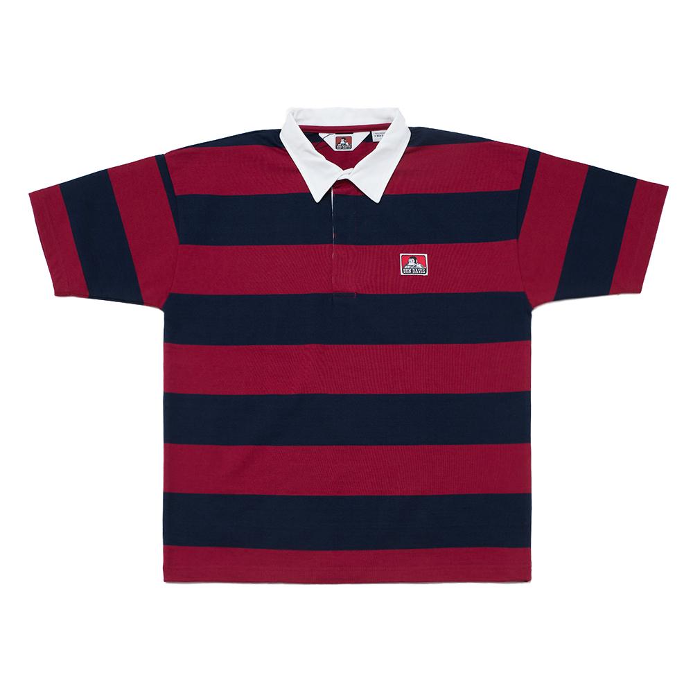 화이트라벨 럭비 셔츠
