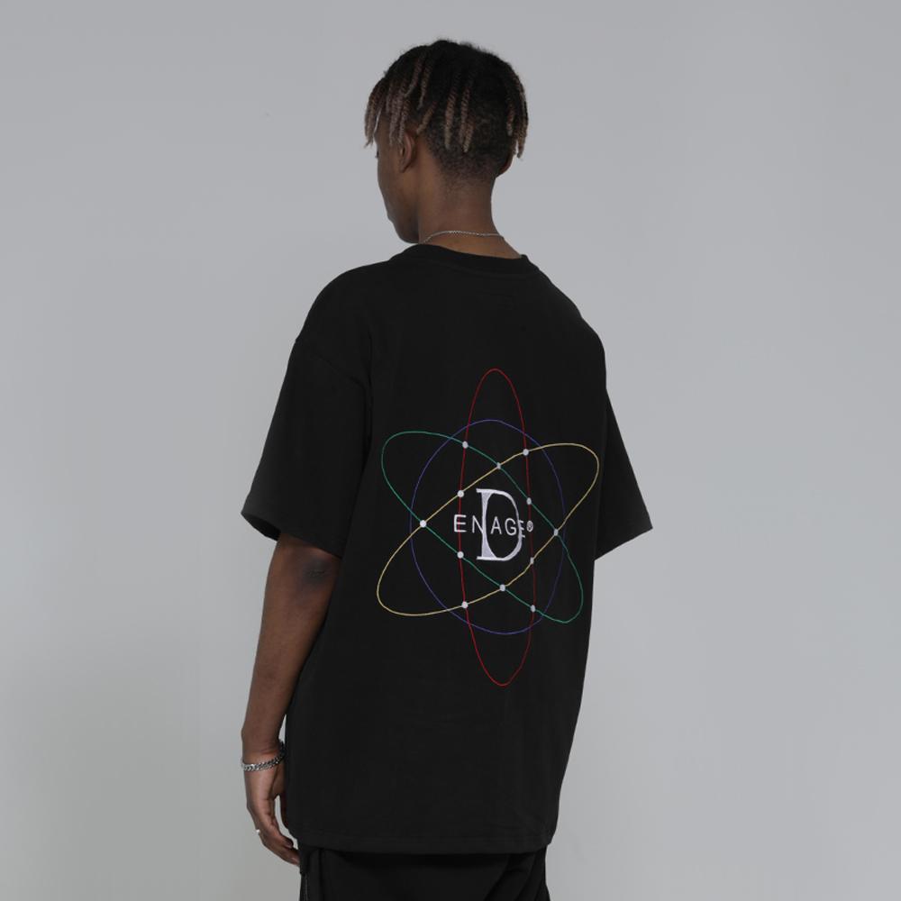 Grace Oversize T-shirt (Black)_0059
