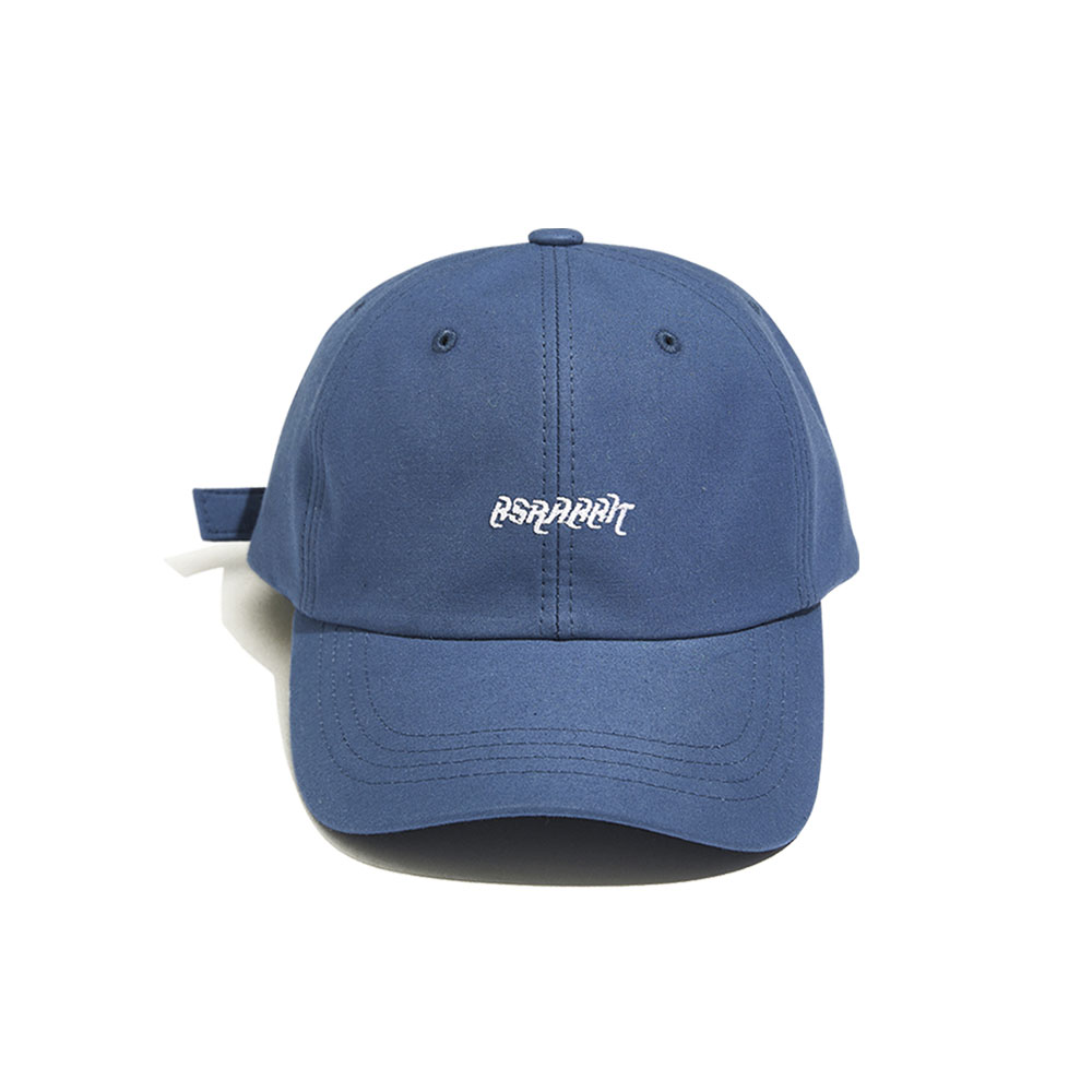 [비에스래빗] BSRABBIT WASHING CAP BLUE