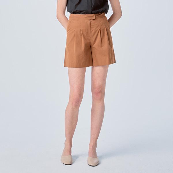 [VALENTINE] FLARE SHORT PANTS