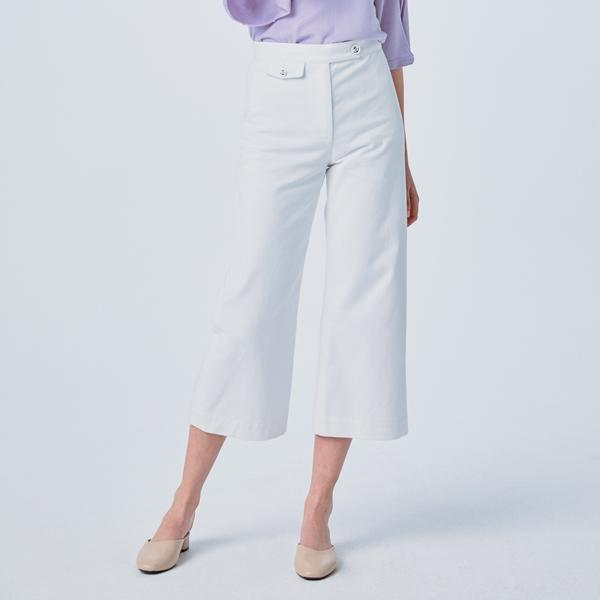 [CHARLOTTE] MARINE WIDE PANTS