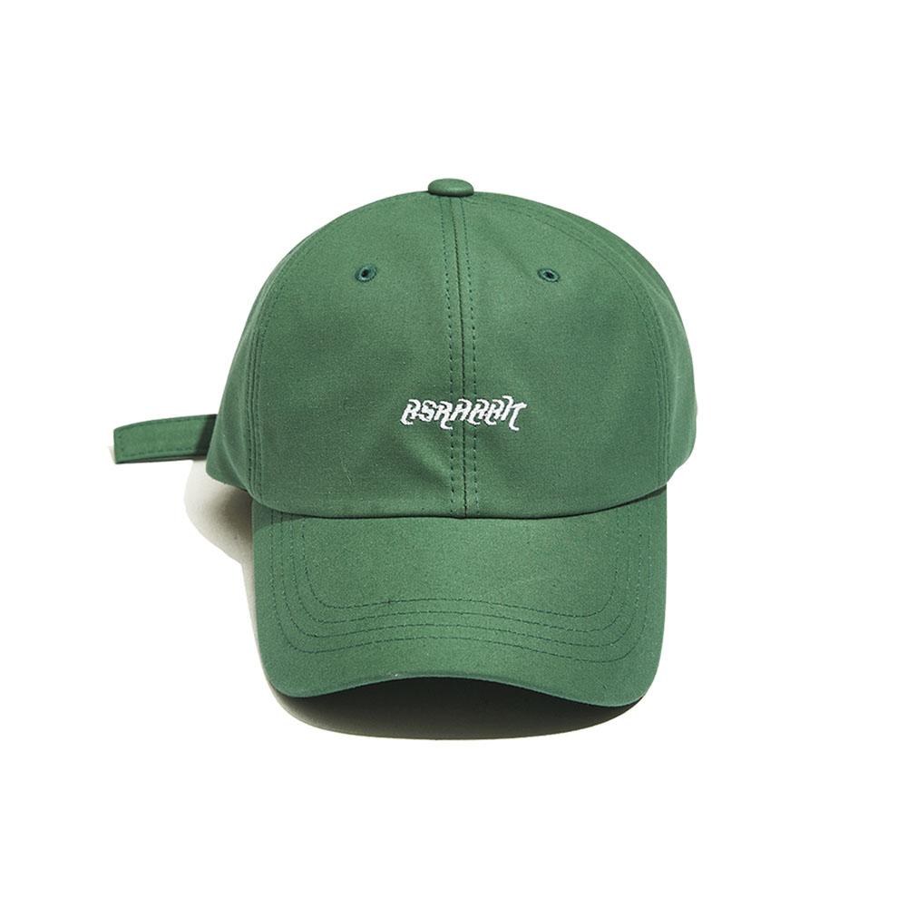 [비에스래빗] BSRABBIT WASHING CAP GREEN