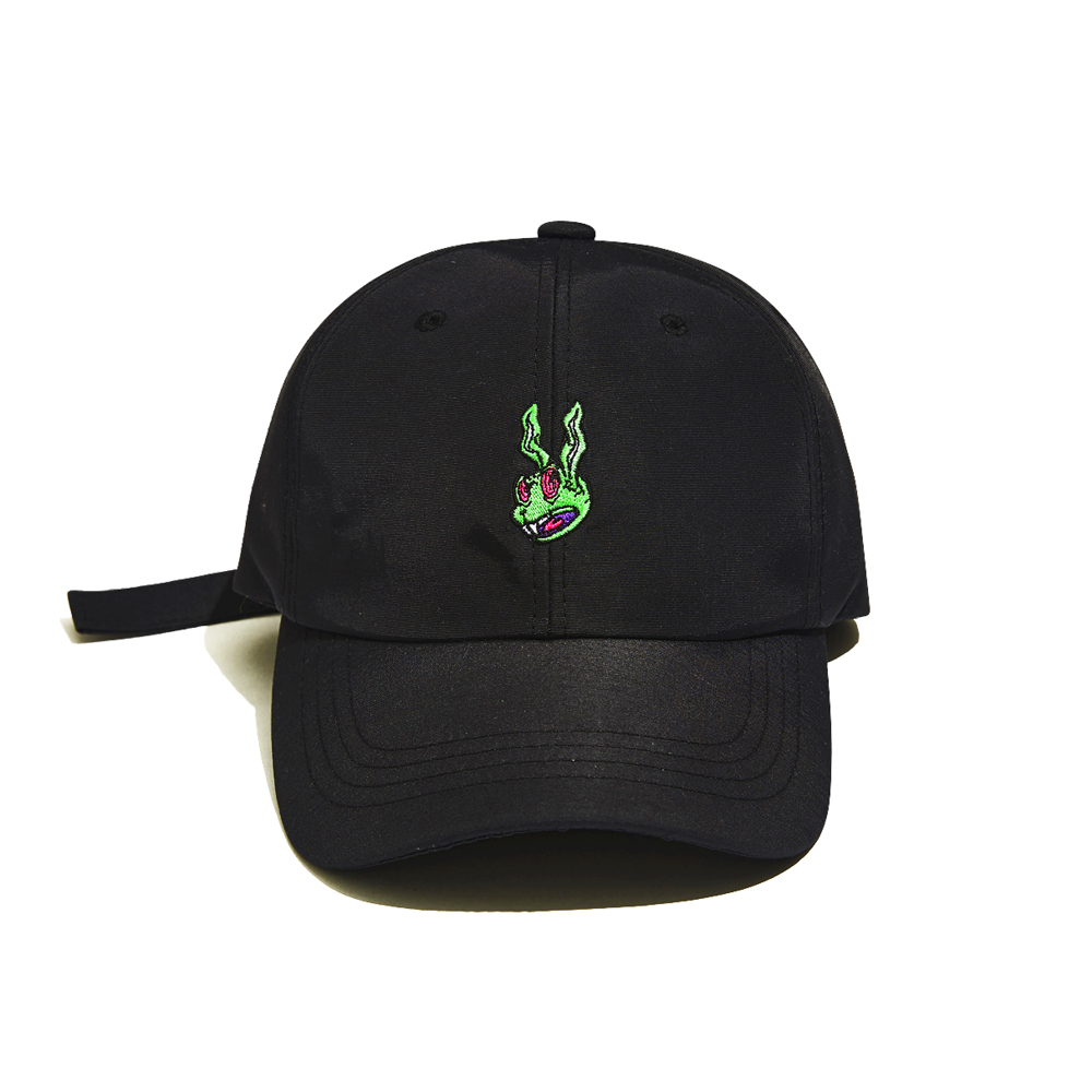 [비에스래빗] GRRE CAP BLACK