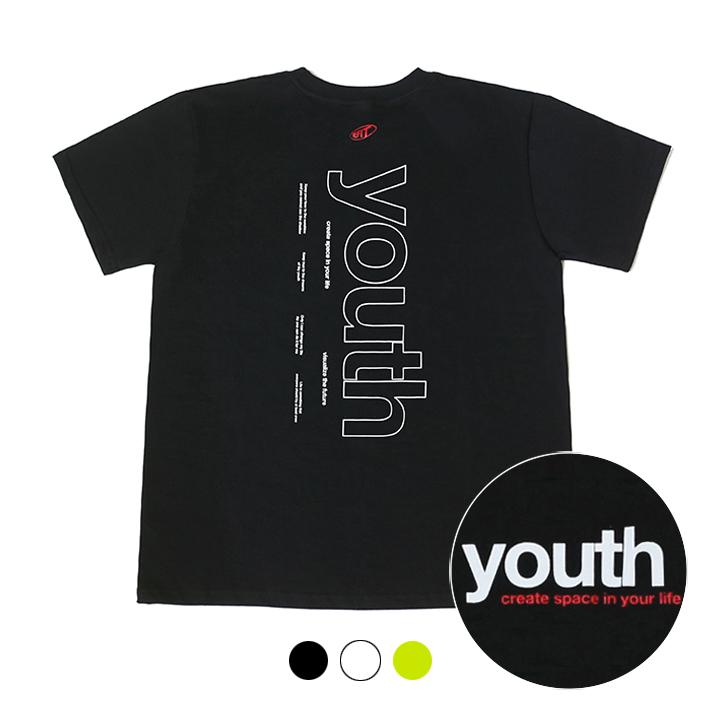 [단독상품][리핏] 유스 티셔츠