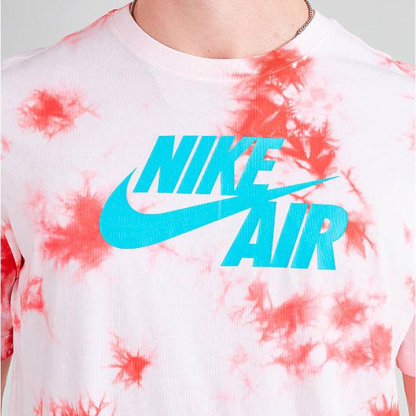[해외]19SS 나이키 타이다이 티셔츠 레드