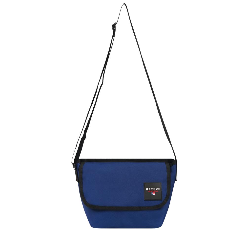 Retro Mini Cross Bag (blue)