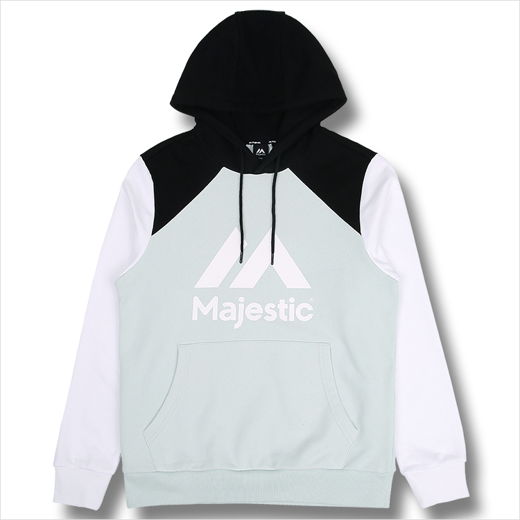 [MAJESTIC] ML173MCAMT008 쮸리 후디 티셔츠(민트)