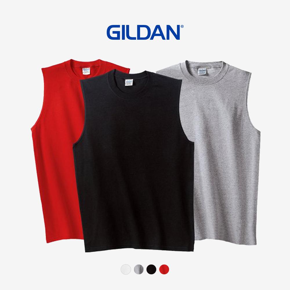 길단 2700 USA핏 슬리브리스 민소매 티셔츠