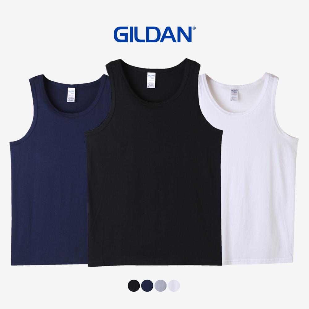 길단 76200 슬리브리스 민소매 티셔츠