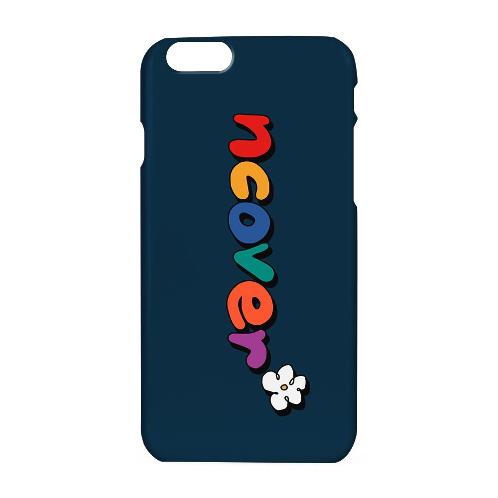 Pati color logo case-navy