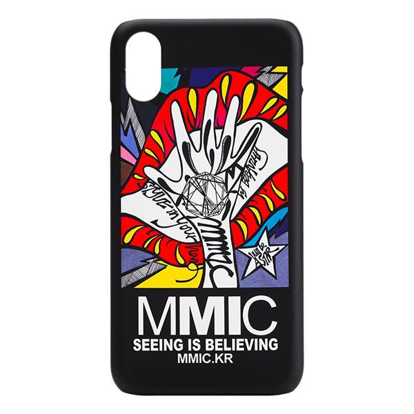 i-PHONE X CASE (HAND)