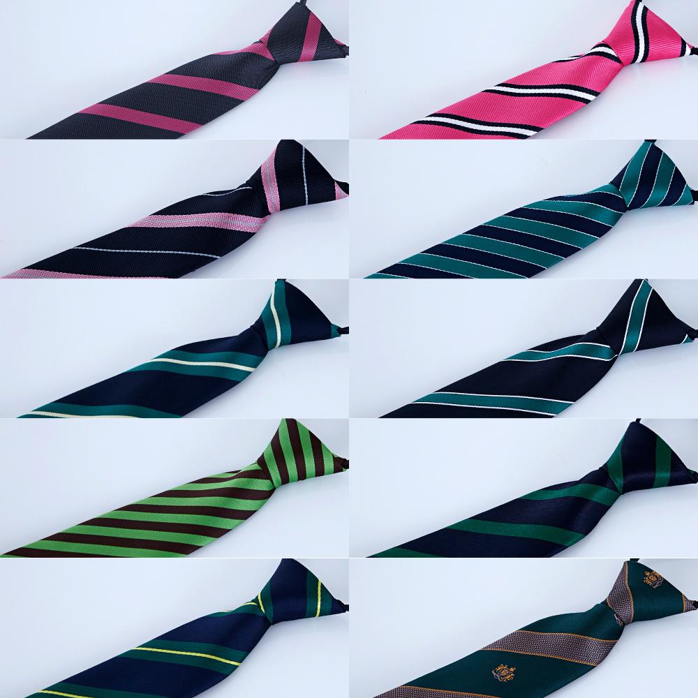 넥타이 시즌9 핑크와 녹색계열 9 Colors