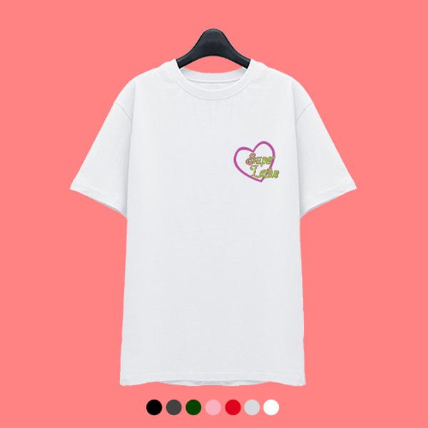 [한정수량] 슈퍼레이티브 - 러브 슈 - 반팔 티셔츠