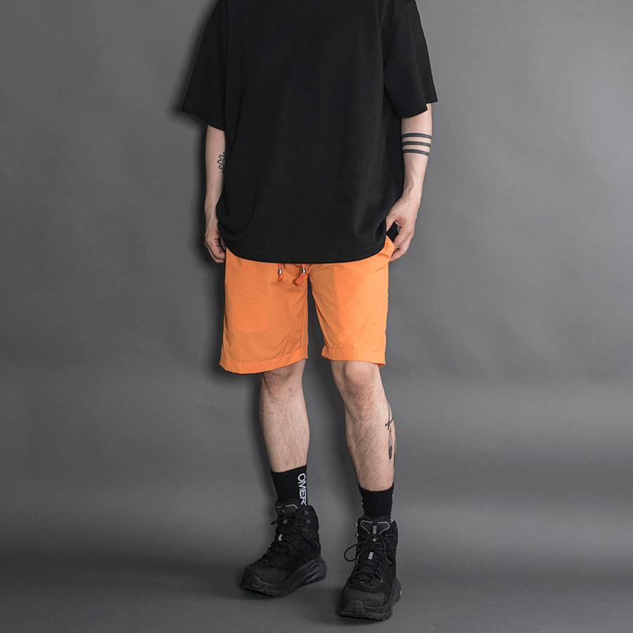 오메르타 2019 SS Summer Shorts Orange