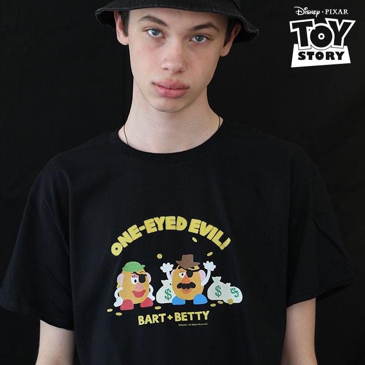 MR.POTATO T-Shirt Black