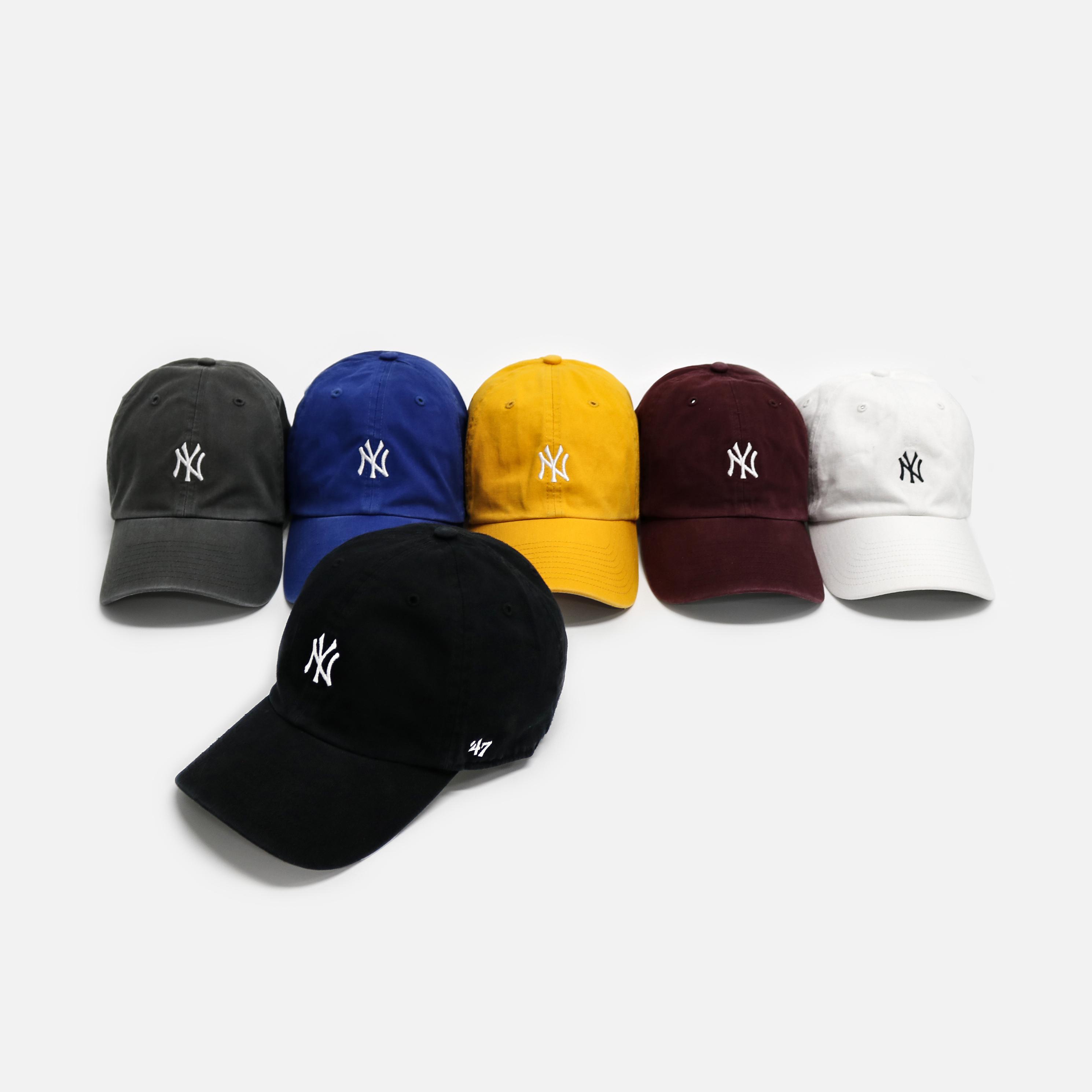 [국내배송]47브랜드 NY 볼캡 모자