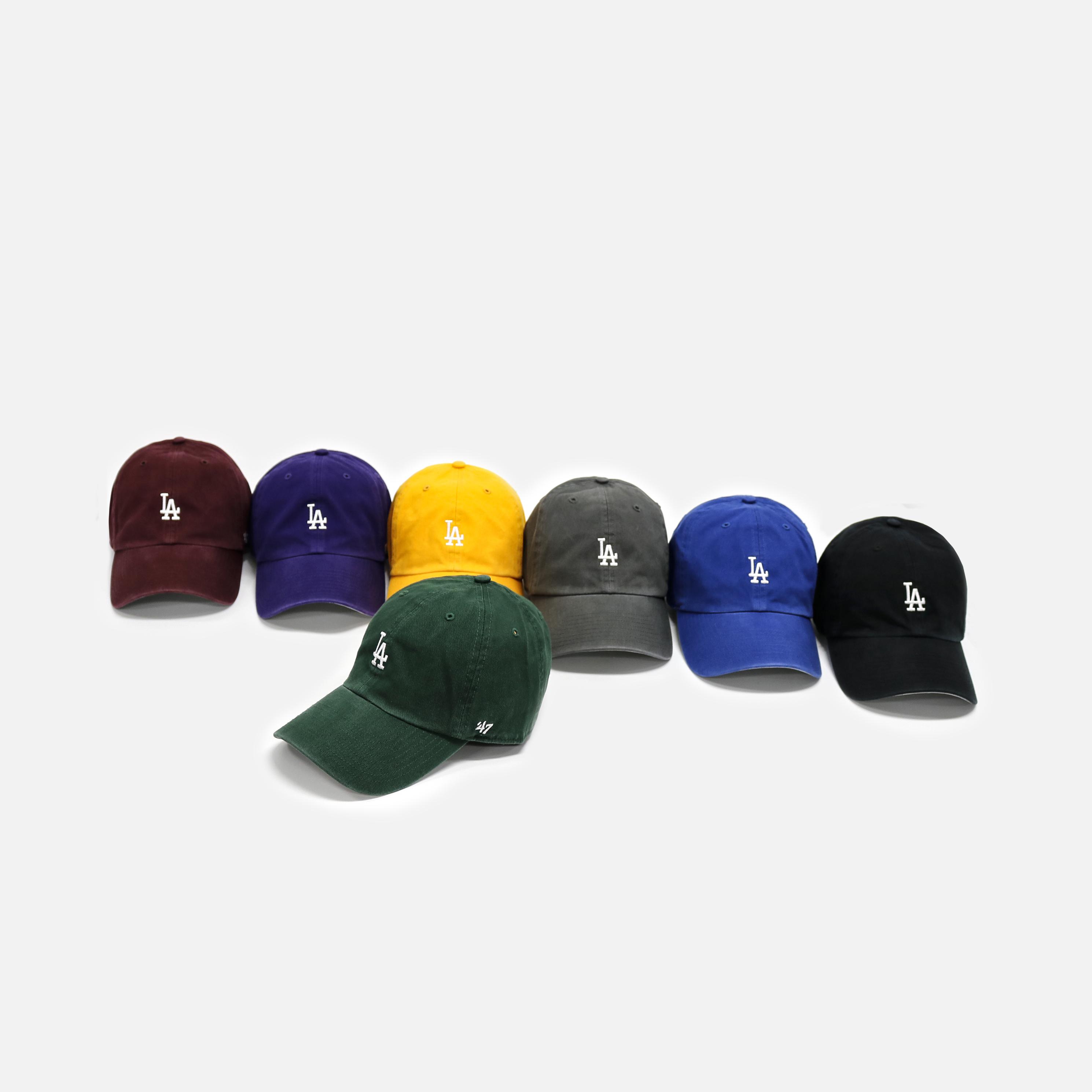 47브랜드 LA 볼캡 모자