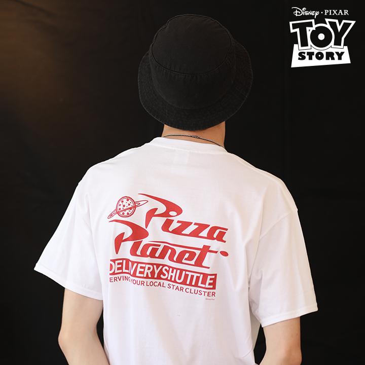 Pizza Planet T-Shirt White