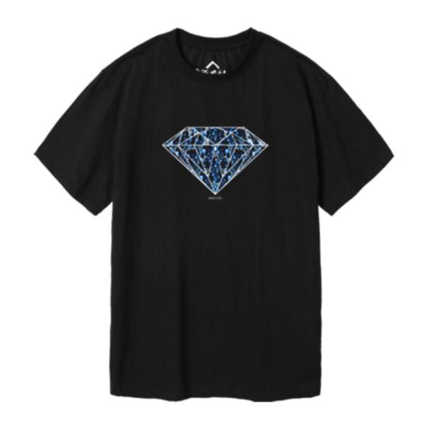[한정수량] 디씬 - 다이아몬드 - 나염반팔