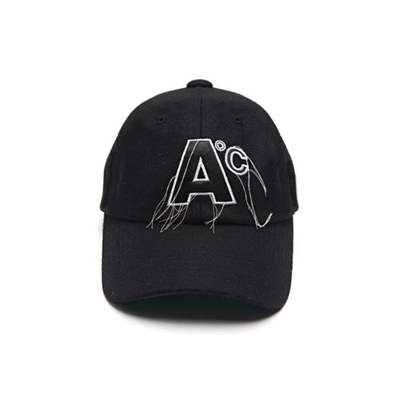 Symbol logo b.b cap - Black