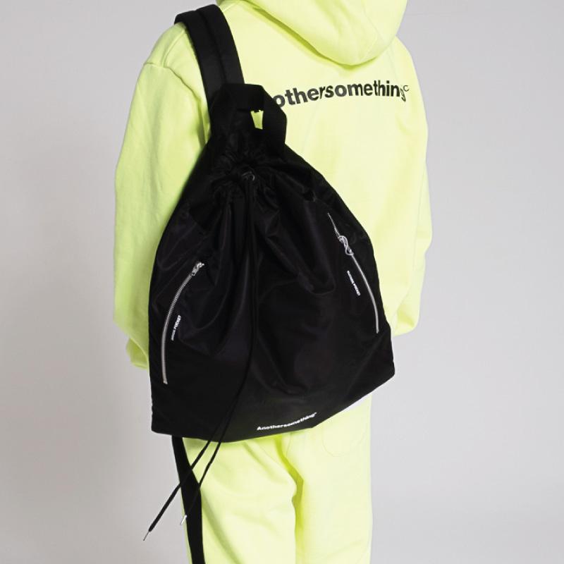 2-1 Messenger bag - Black