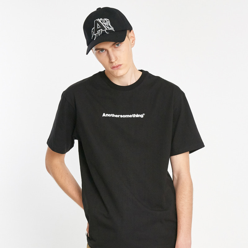 Basic logo T-shirts - Black