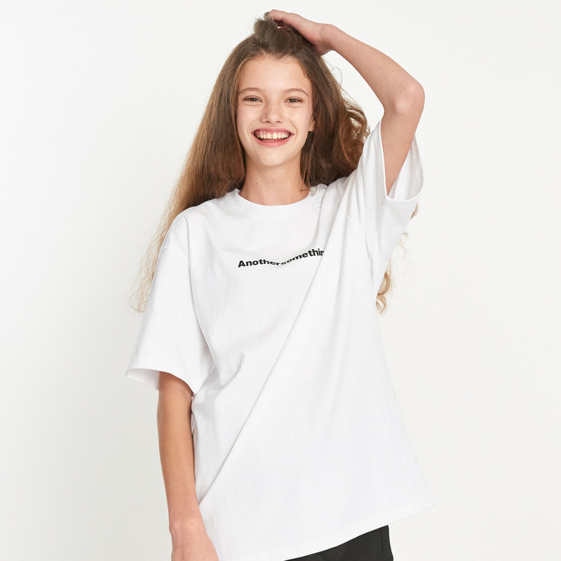 Basic logo T-shirts - White